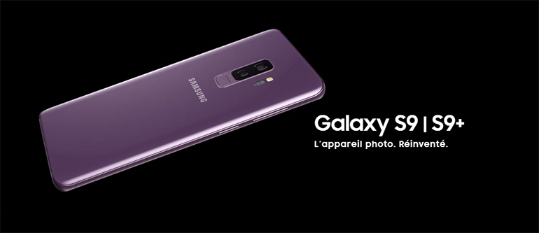 Samsung Galaxy S9 Et S9 Le Point Sur La Partie Photo Lense