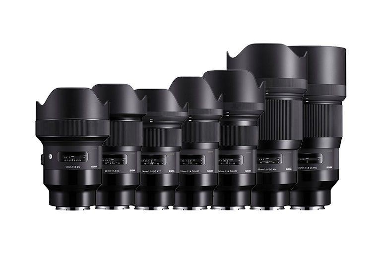 Sigma-7-optiques
