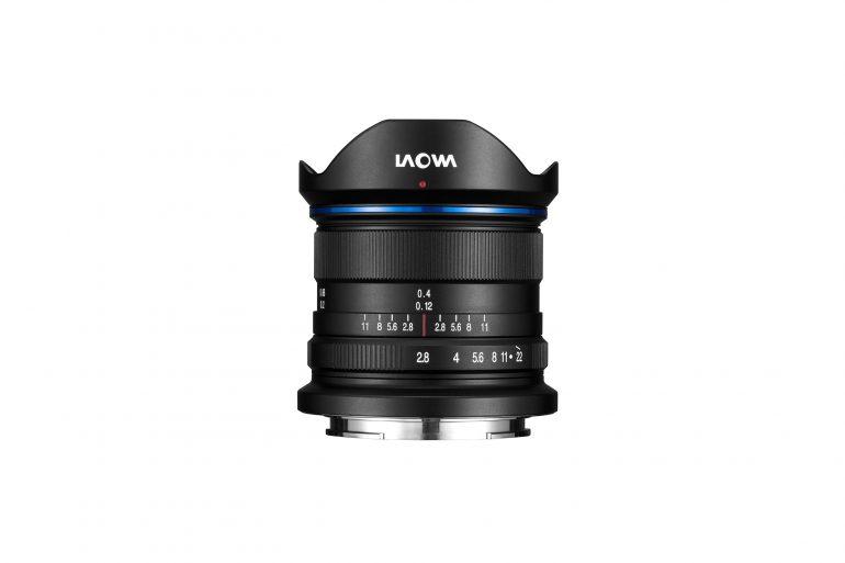 Venus Optics : un objectif Laowa 9 mm f/2,8 sans déformation