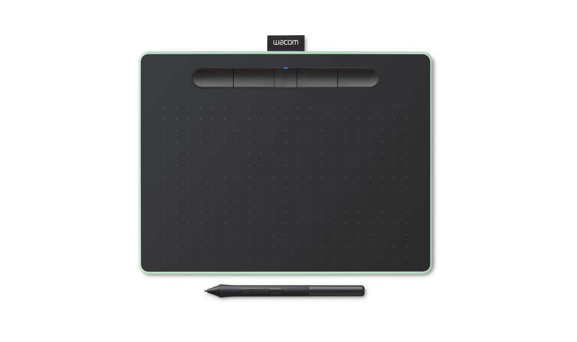 wacom met jour sa gamme de tablettes graphiques intuos lense. Black Bedroom Furniture Sets. Home Design Ideas