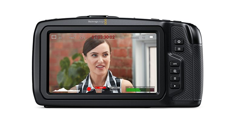 La Blackmagic Pocket Cinema Camera 4K