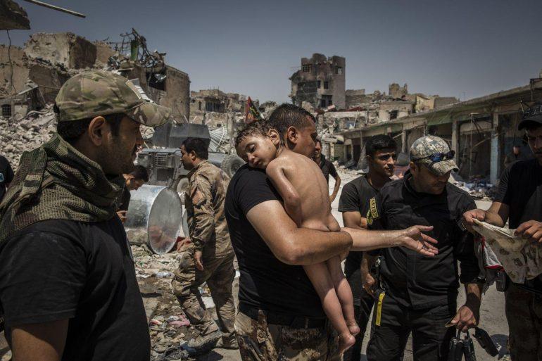 The Battle for Mosul--©-Ivor-Prickett