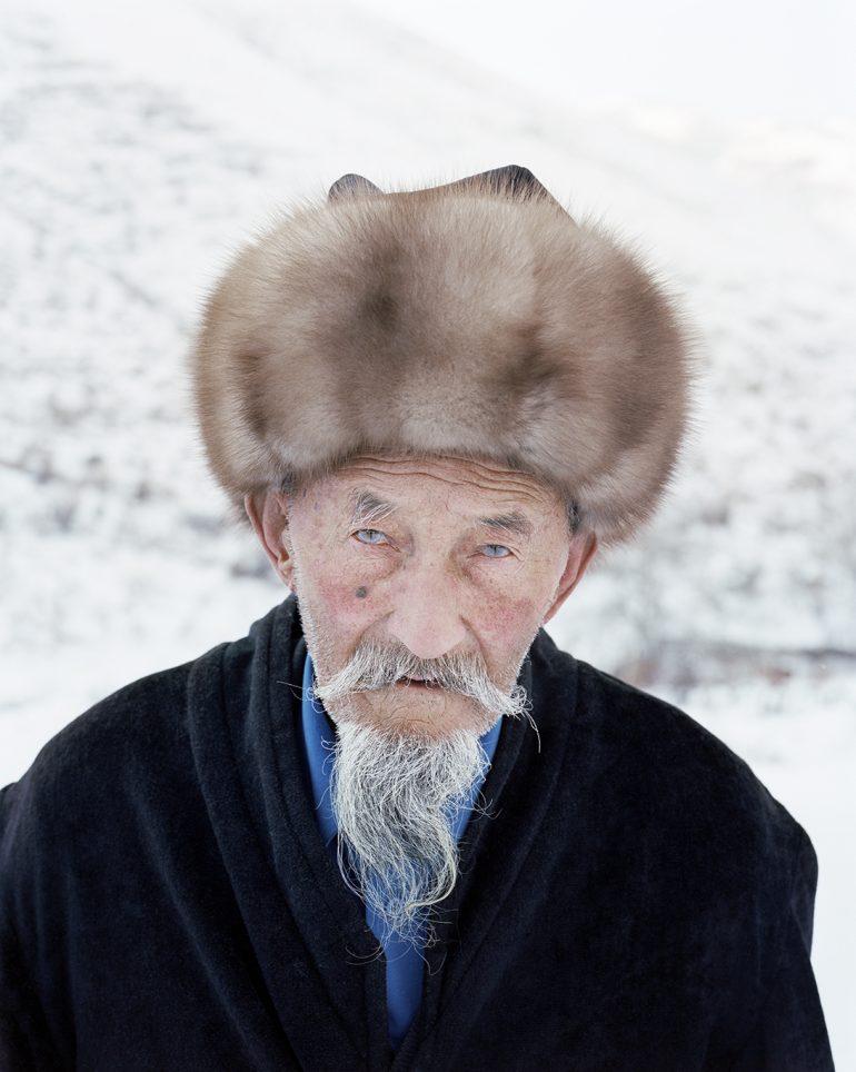 Le doyen de Min kush, 94 ans.