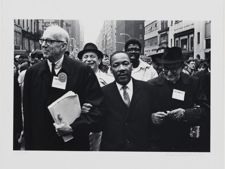 Dr. Martin Luther King, Jr., Dr. Benjamin Spock and Mo