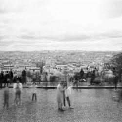 Ambroise Tézenas _ Parvis du Sacré Coeur