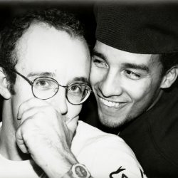Keith Haring & Juan Dubose