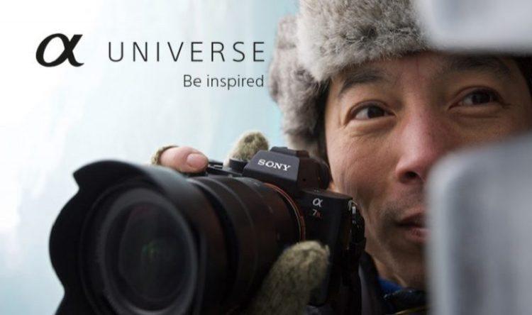 Sony Universe europe une