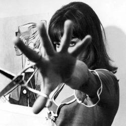 PIERROT LE FOU 1965 DIRECTED BY JEAN LUC GODARD