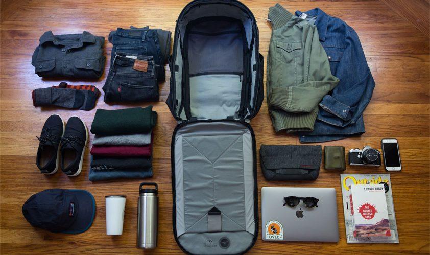peak desing backpack 45L-une
