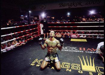 Laurent Gudin, Alexandre Cosmo, vainqueur de la Kings Cup, Bangkok, place Sanam Luang, 5_12_2009 © Laurent Gudin
