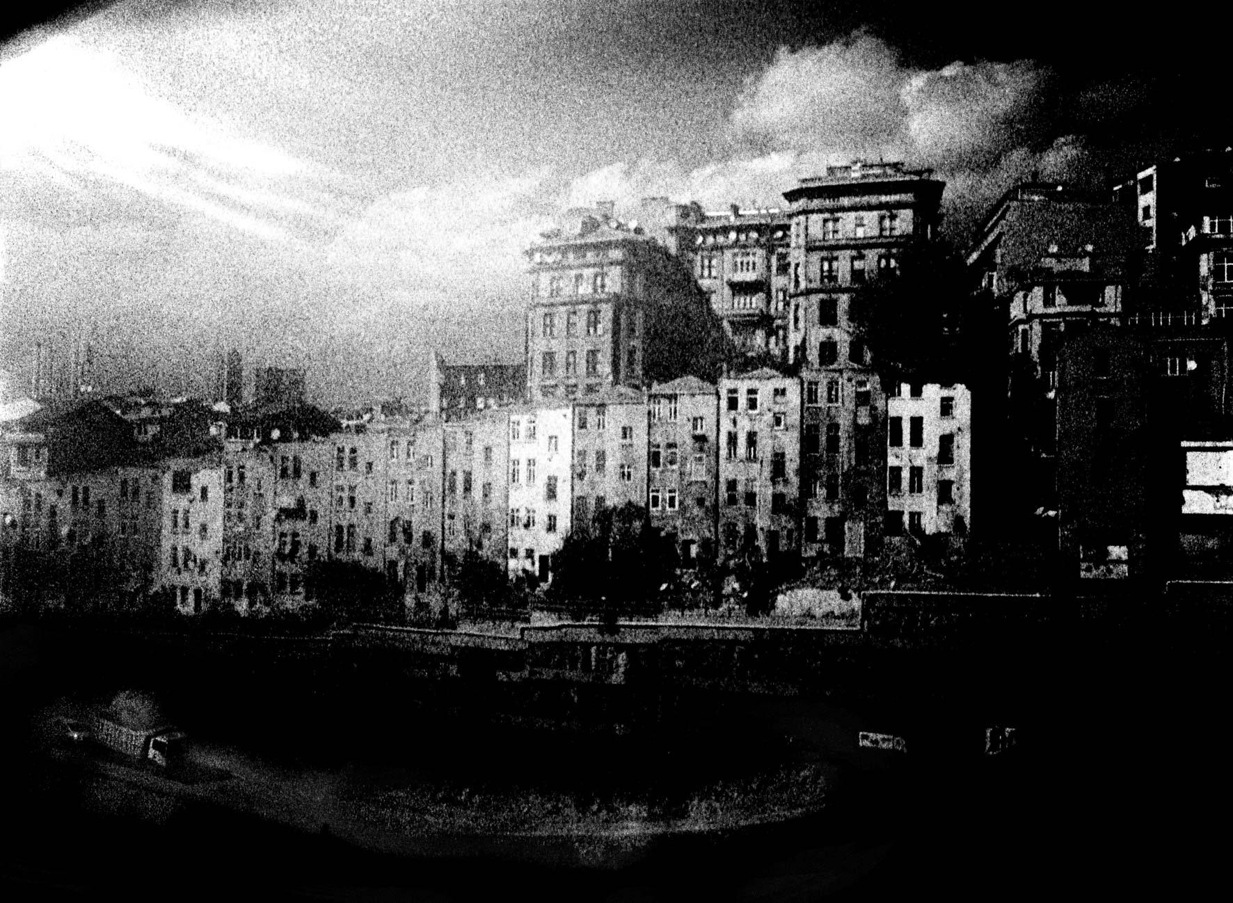 Gilles Roudière à l'espace Leica de Paris