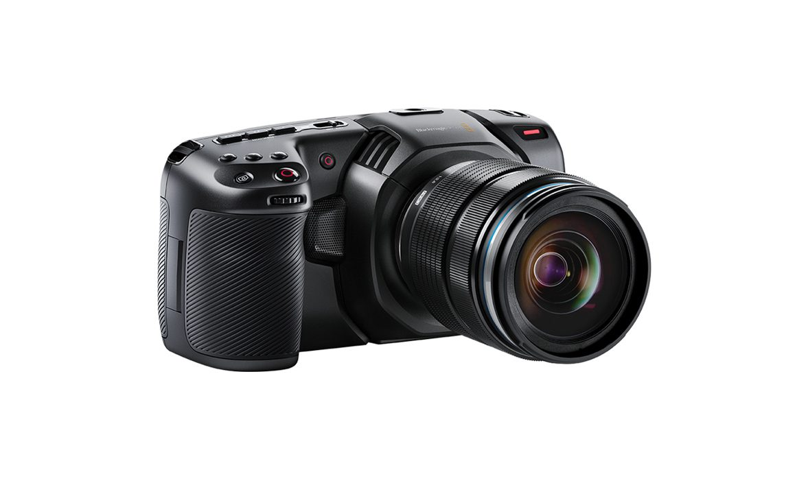 blackmagic cinema camera 4K couv