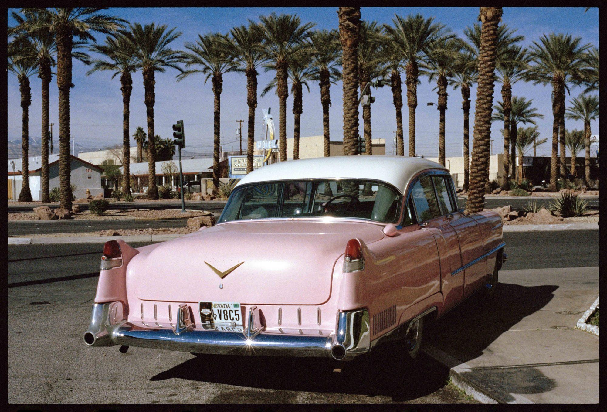 Hunter Barnes raconte l'âge d'or de Las Vegas