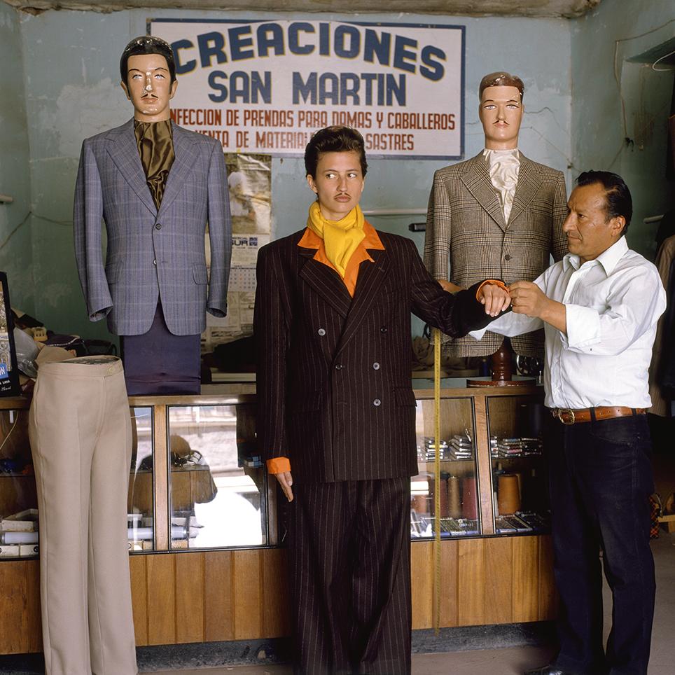 « Bailey's Peru », les voyages de David Bailey au Pérou