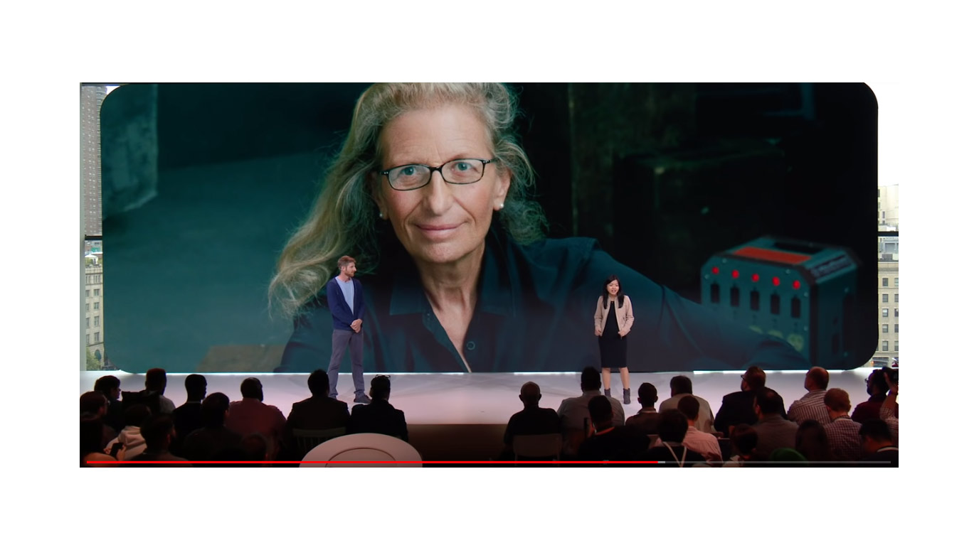 Annie Leibovitz va utiliser le Pixel 3 pour ses prochaines photos
