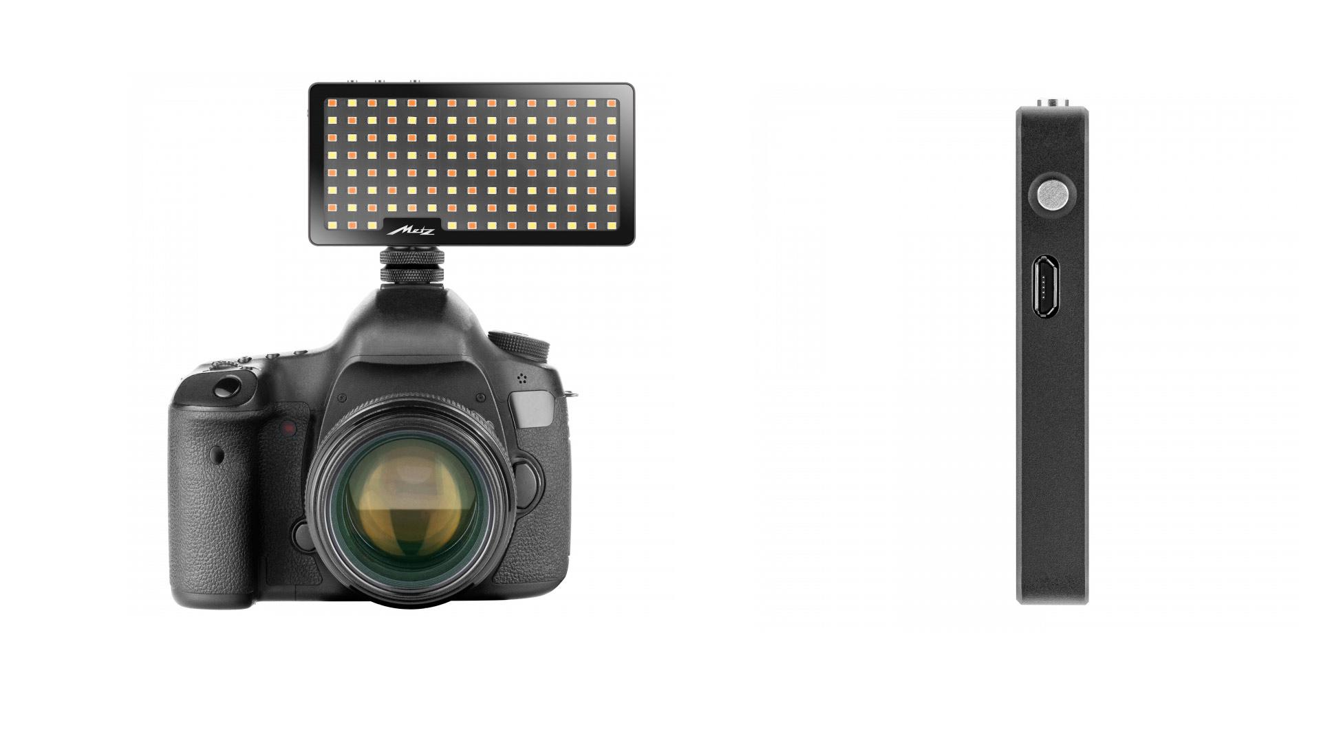 Metz Mecalight S500 BC : la torche LED au format smartphone