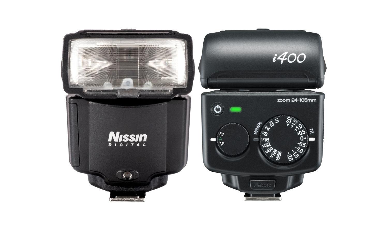 Nissin i400 : un flash cobra compact et simple d'utilisation