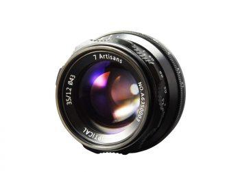 nouveau-35mm-1.2-prime-7artisans-pour-sony-aps-c_front-couv