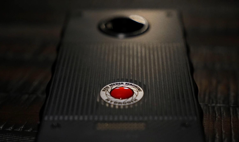 RED Hydrogen One : sa fiche technique se dévoile