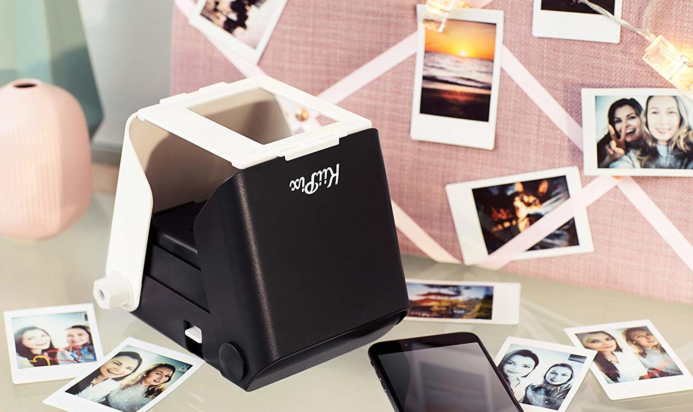 KiiPix : l'imprimante instantanée pour smartphones