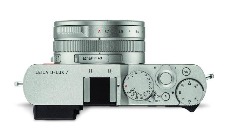 Leica D-Lux7_top