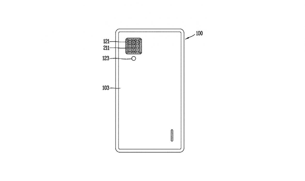 lg imagine un smartphone dot de seize modules photo lense. Black Bedroom Furniture Sets. Home Design Ideas