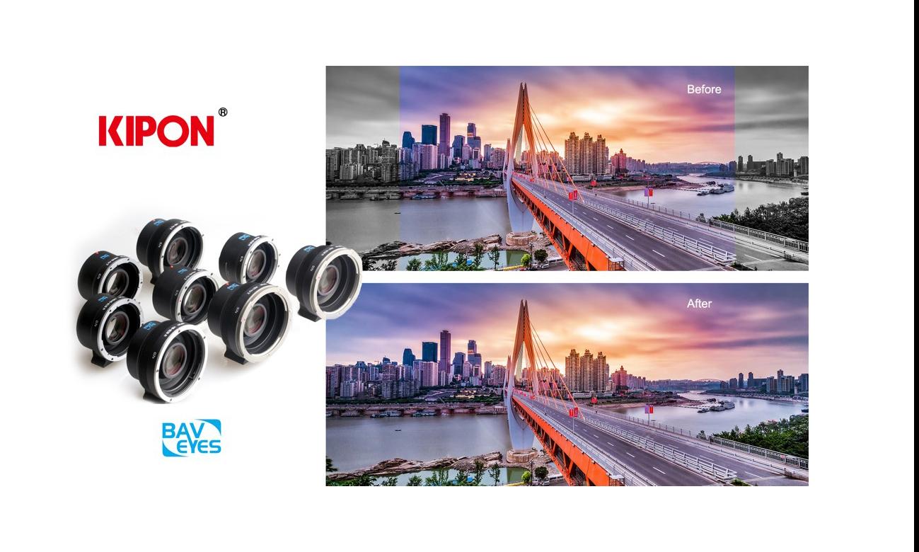 Kipon : vos optiques moyen format sur Nikon Z et Canon EOS R