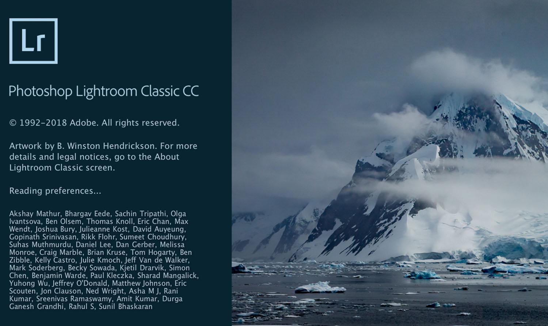 Lightroom Classic CC 8.1 se dote d'un panneau personnalisable