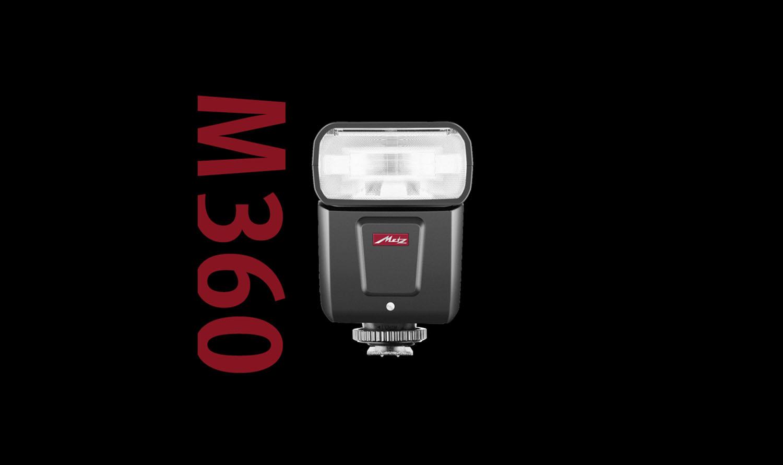 Metz Mecablitz M360 : un flash cobra entièrement automatique