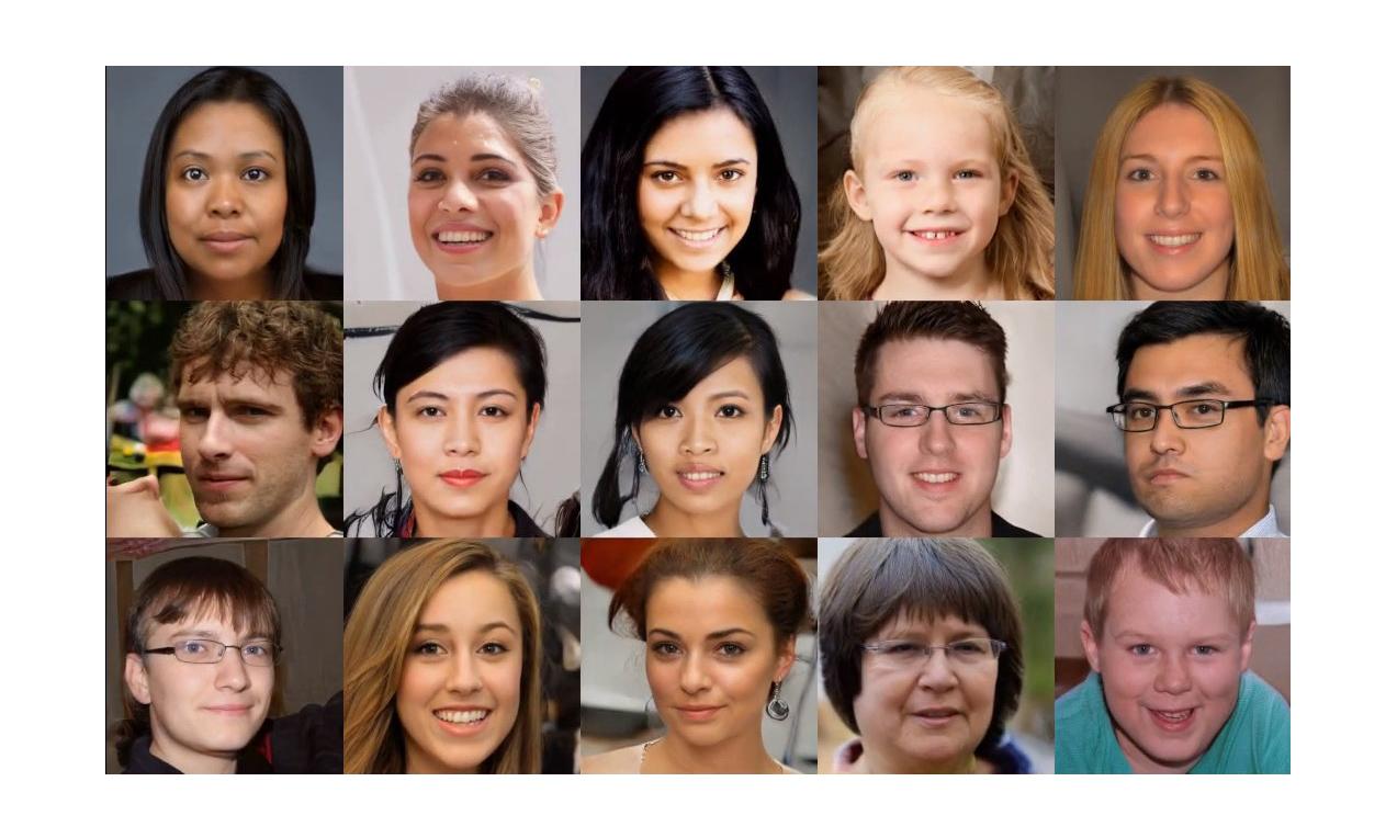 NVIDIA : d'incroyables portraits générés par intelligence artificielle
