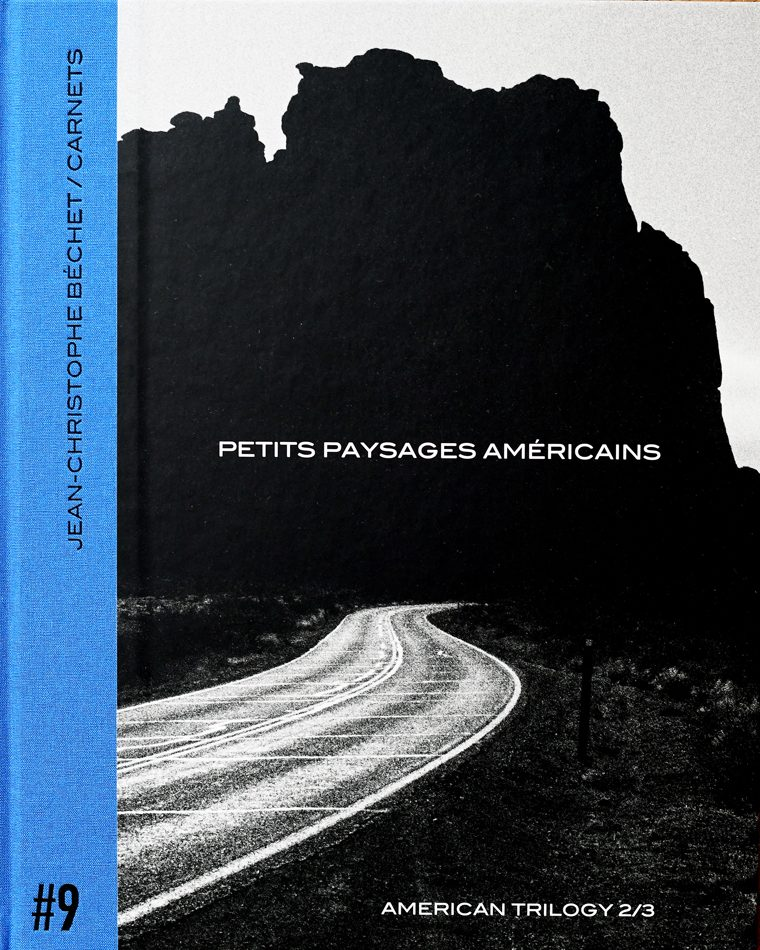 JeanChristophe Bechet Carnet 9- PETITS PAYSAGES AMERICAINS