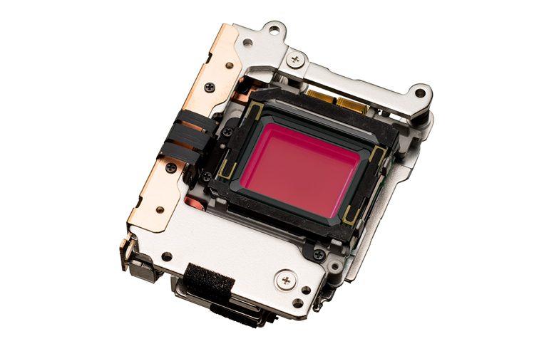 Olympus-E-M1X-capteur-stabilisateur
