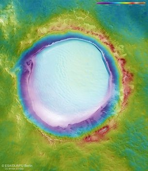 Topography_of_Korolev_crater_medium