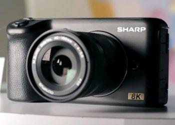 sharp8kcamera