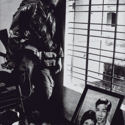 Don-McCullin-The-Battle-for-the-City-of-Hue-South-Vietnam-US-Marine-Inside-Civilian-House-1968