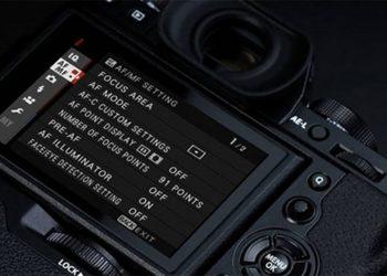 Firmware Fujifilm 3.0