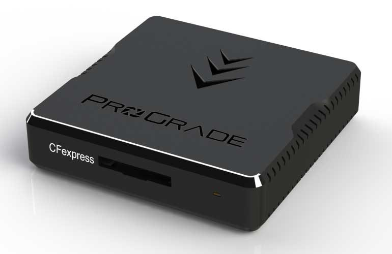 prograde-cfexpress-reader
