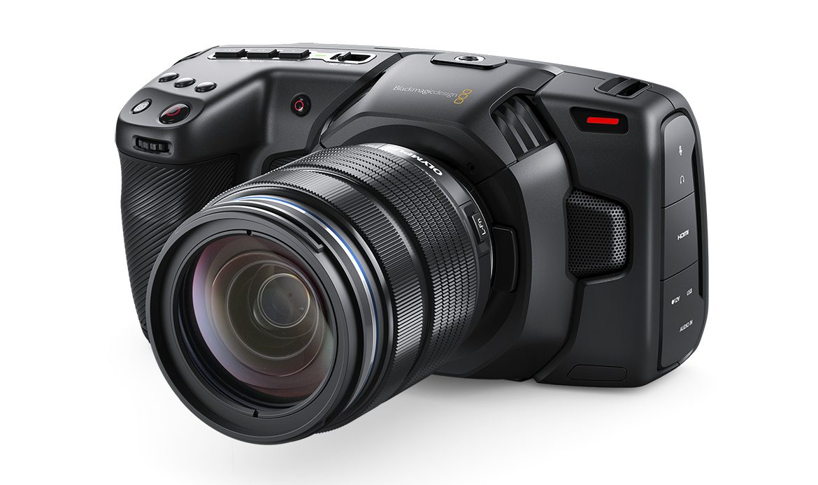 Blackmagic Pocket Cinema Camera 4K RAW