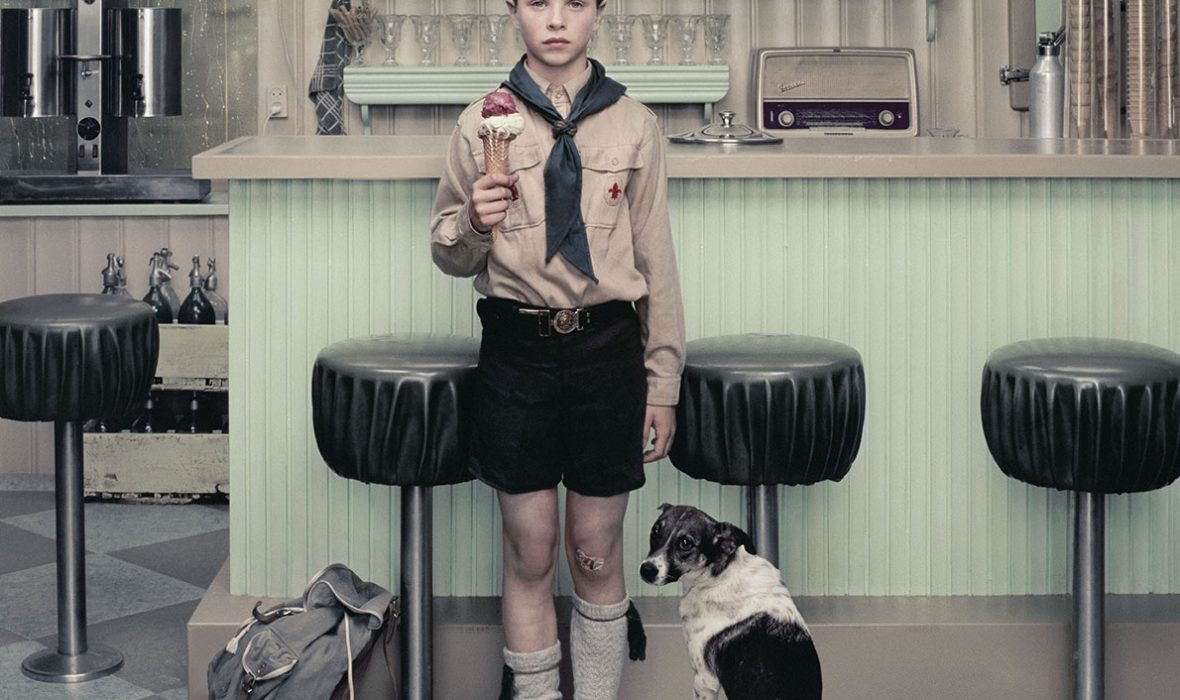 Rain_The Ice Cream Parlor_2004©ErwinOlaf_Courtesy Rabouan Moission