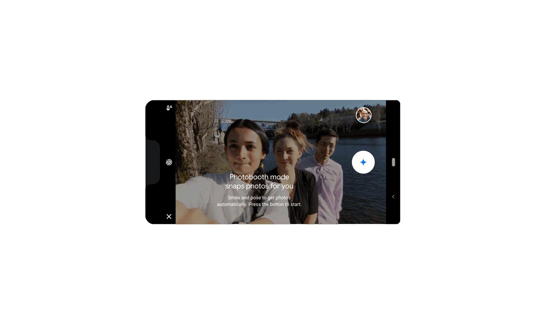 Google Pixel 3 : l'IA au service du selfie