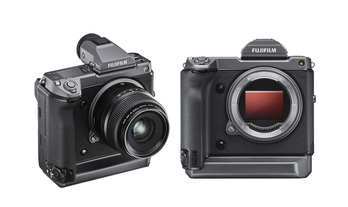 Fujifilm GFX100 : 100 millions de pixels stabilisés