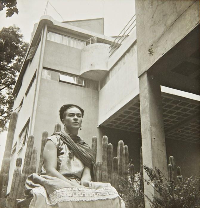 Frida Kalho © Nickolas Muray