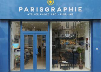 Facade PARISGRAPHIE