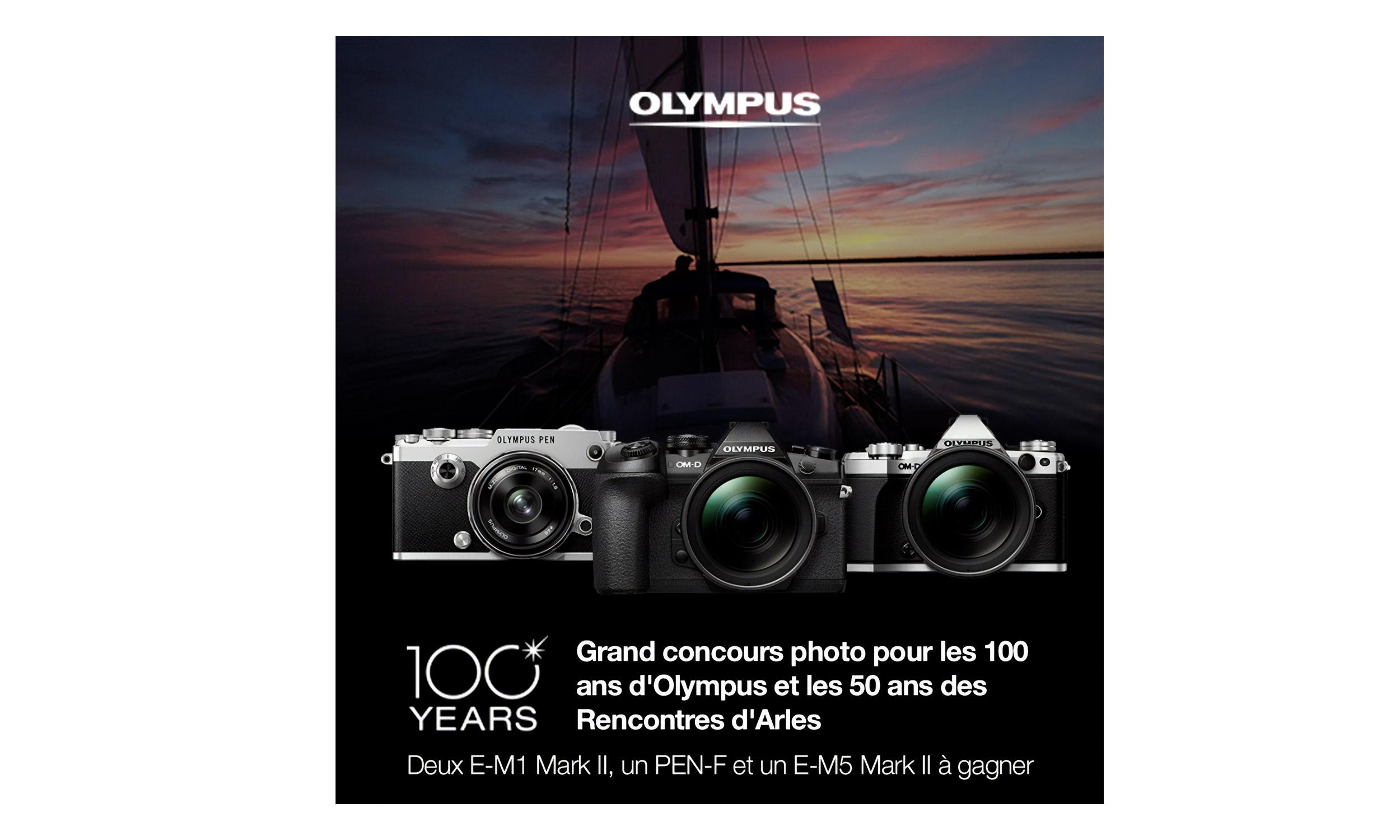 Rencontres de la Photographie d'Arles : le programme Olympus
