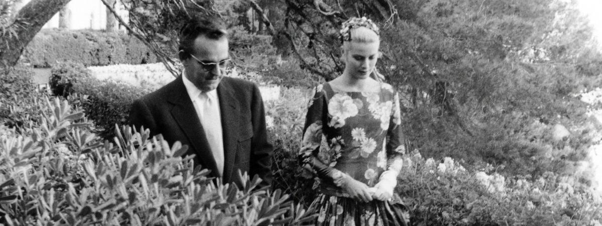 Grace Kelly et Rainier III : histoire en photos d'une rencontre