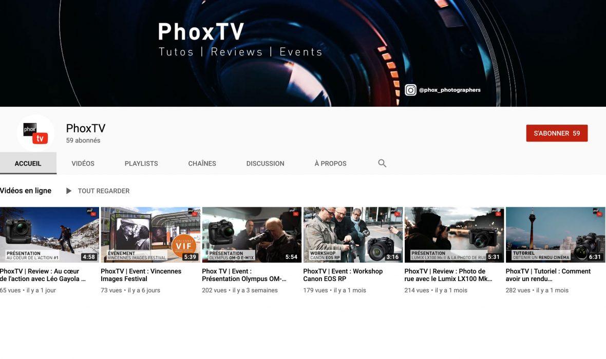 PhoxTV