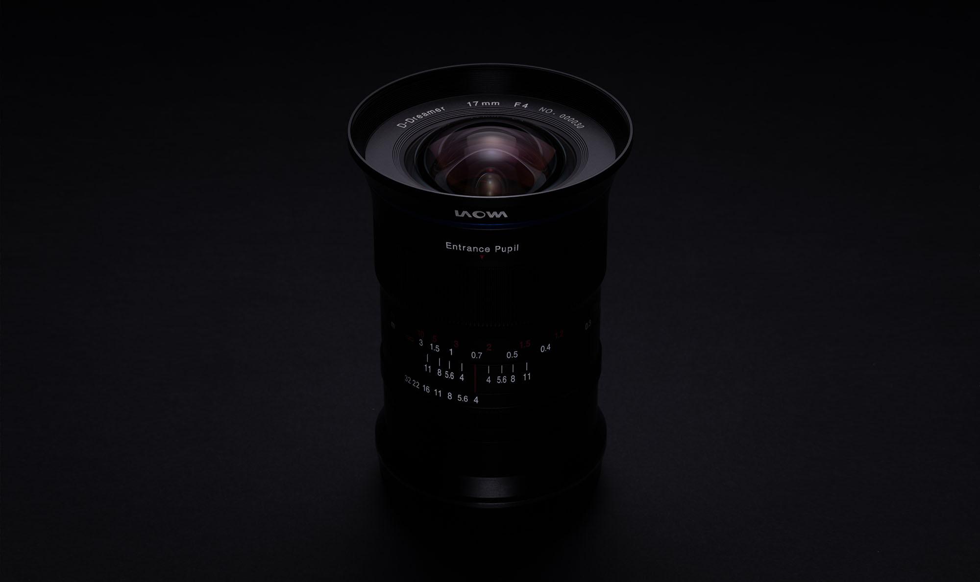 Laowa 17 mm f/4 Zero-D : un ultra grand-angle pour les Fujifilm GFX