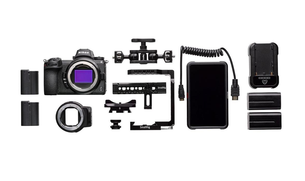 Nikon Z6 Essential Movie Kit : un set pour bien débuter en vidéo