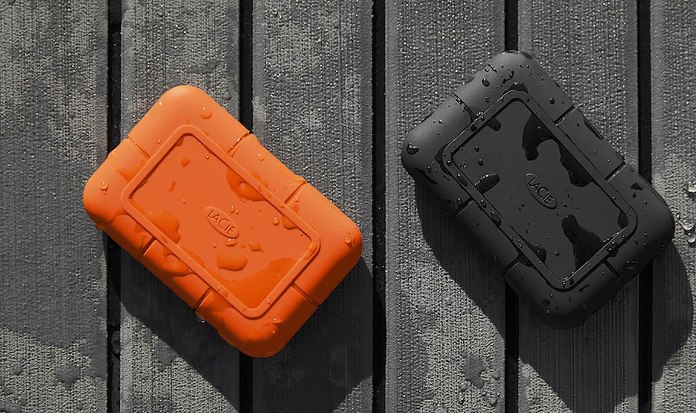 LaCie ajoute trois nouveaux SSD à la gamme Rugged