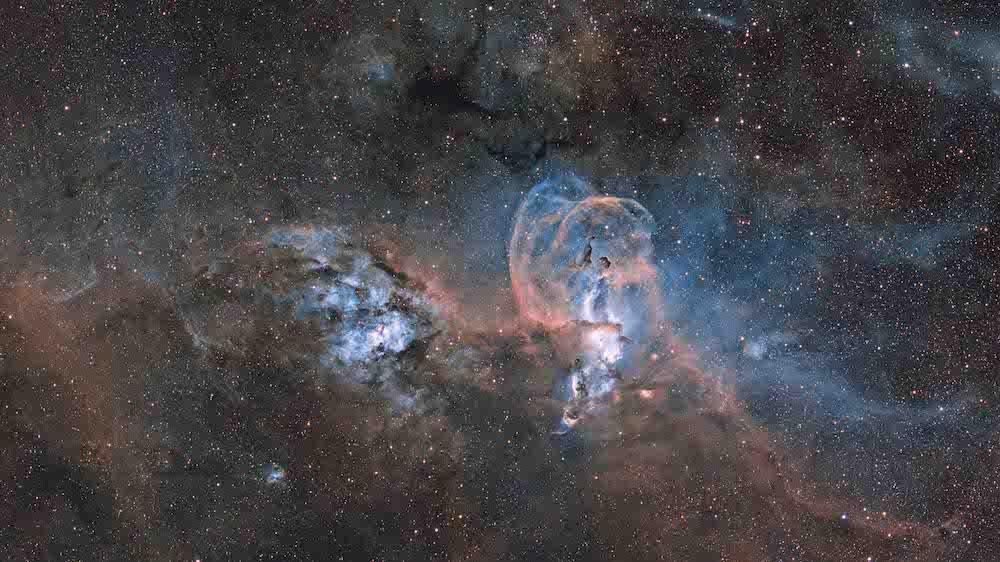 Les plus belles photos de l'espace de l'année